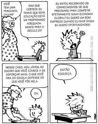 Calvin Escola